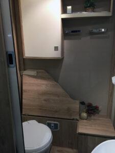 Euramobil Profila RS725 QB Toilette