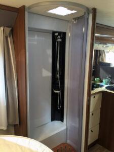 LMC Cruiser Comfort T742 Dusche