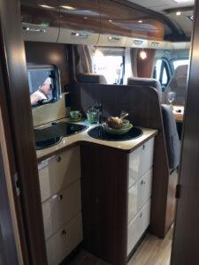 LMC Cruiser Comfort T742 Küche