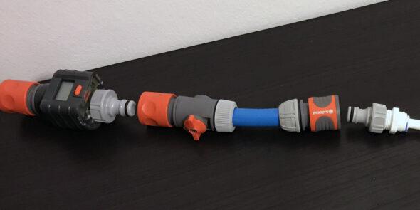 Adapter für Trinkwasserversorgung