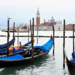 Venedig mit Baby im Winter
