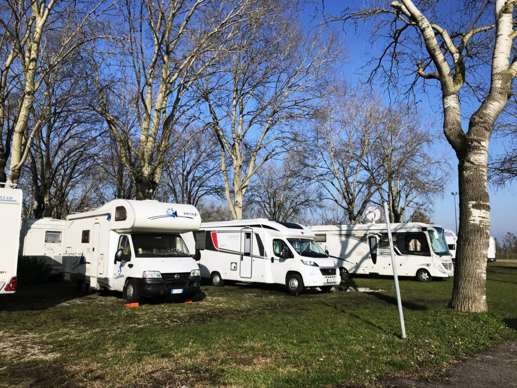 Campingplatz San Giuliano Venice