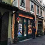 Weihnachtliches Salzburg