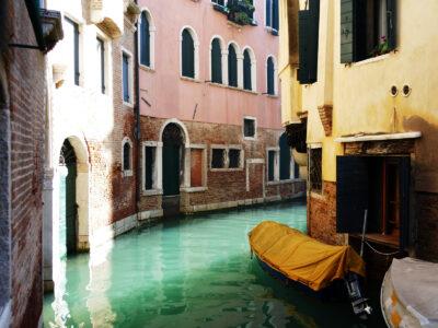 Gassen in Venedig
