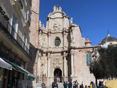 Valencia - Kathedrale