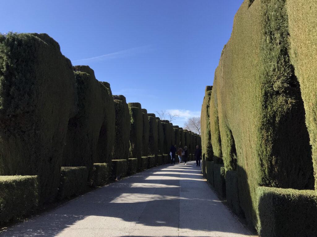 Alhambra Garten