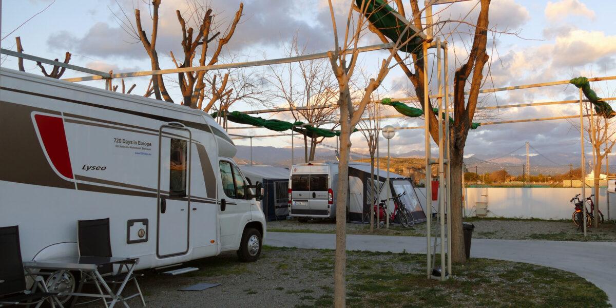 Campingplatz Almayate