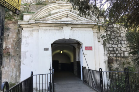 Gibraltar Altes Stadttor