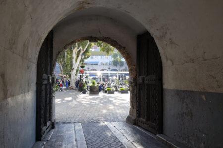 Gibraltar Stadttor