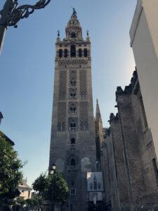 Giralda - Kathedrale von Sevilla