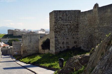 Tarifa Stadtmauer