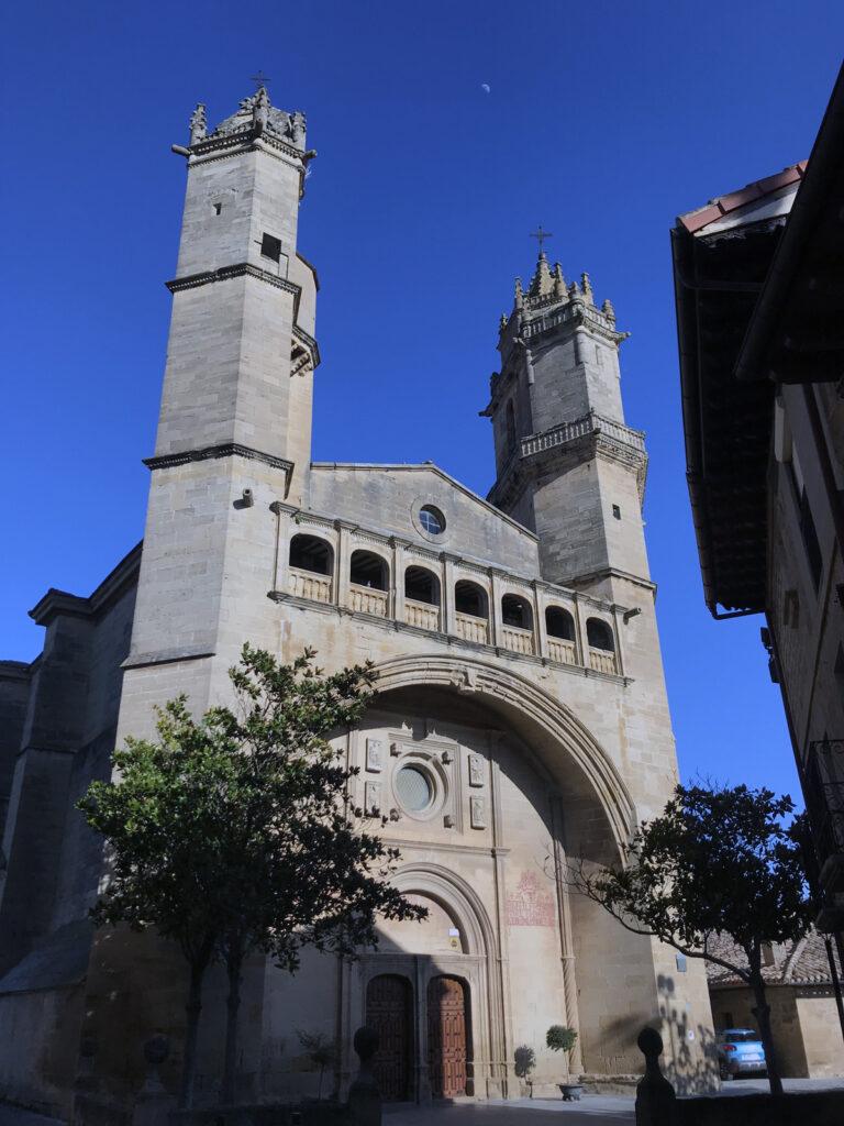 Kirche Elciego