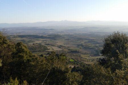Freistehen im Rioja