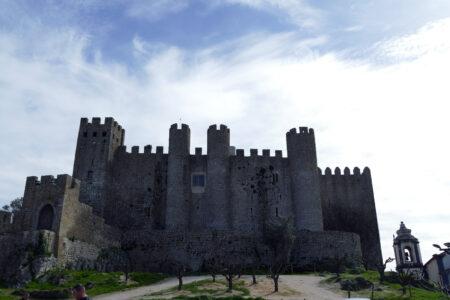 Obidos Castell