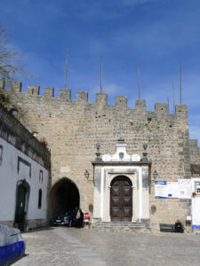 Obidos Stadttor