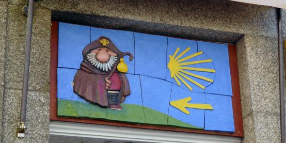 Santiago de Compostela Pilger