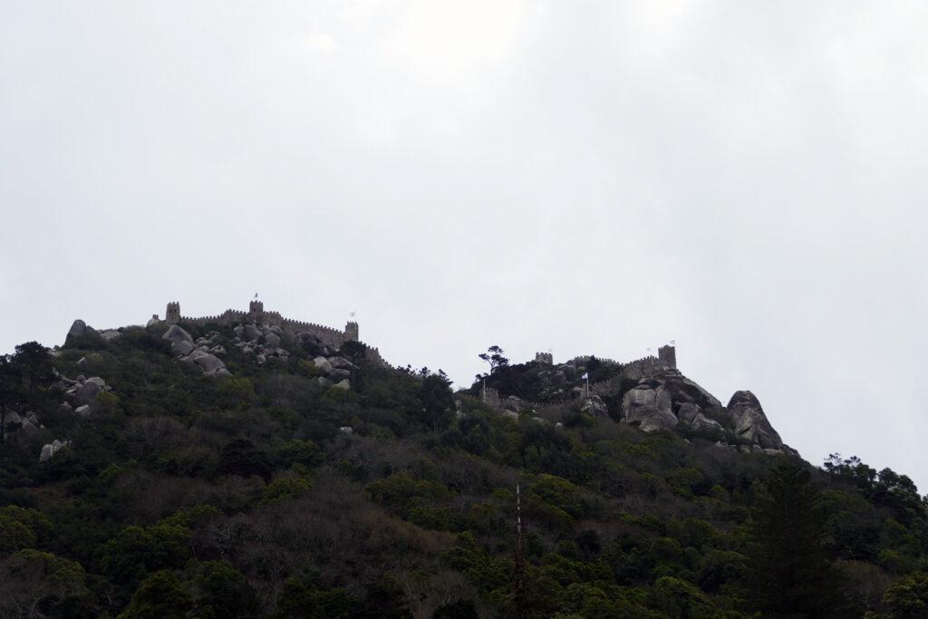 Sintra Castell