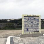 Strand Sao Jacinto