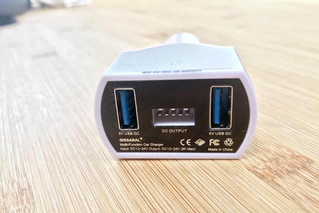 12V Laptop Auto Ladegerät