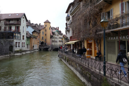 Restaurants in Annecy