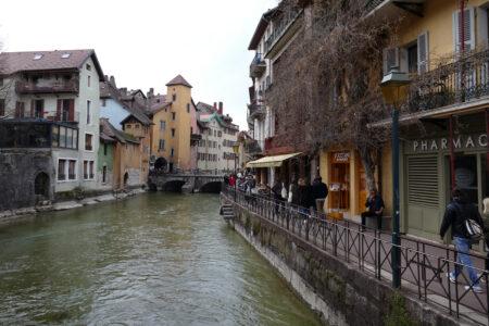 Restaurants in Annecy