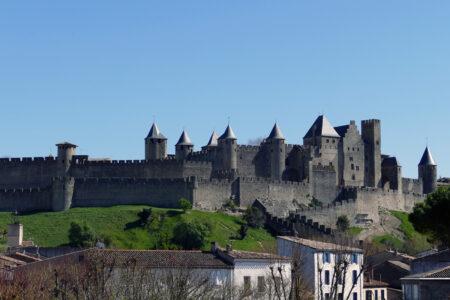 Carcassonne Burg