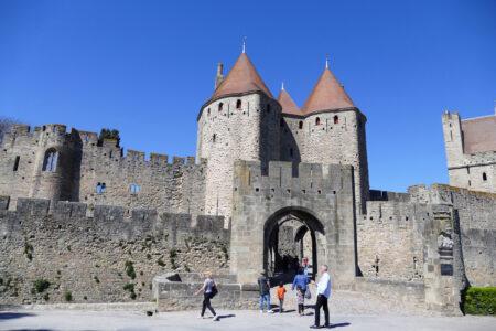 Carcassonne Stadttor