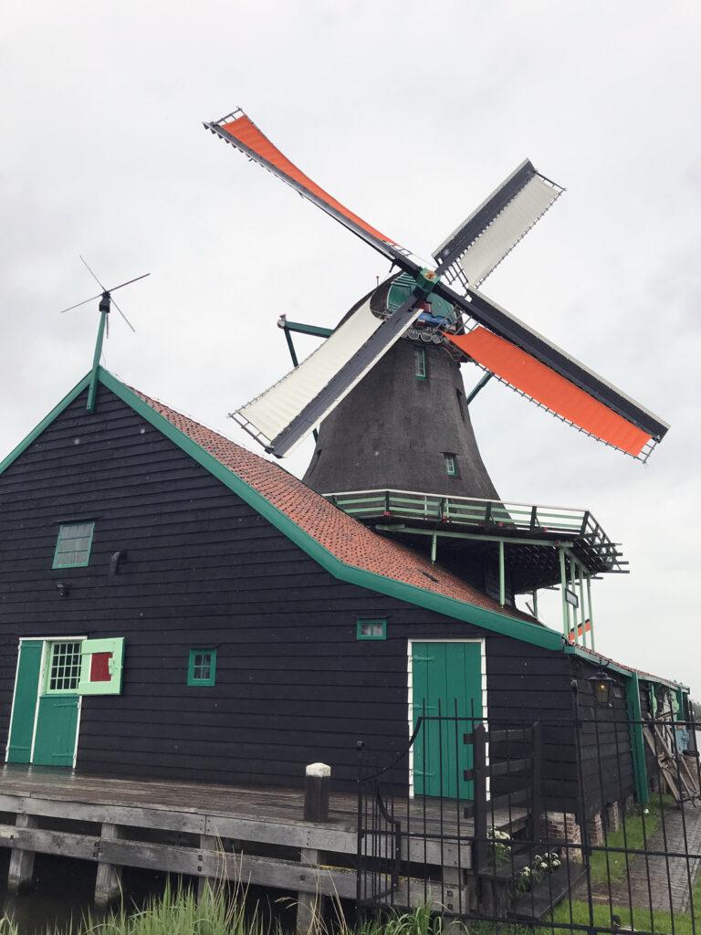 Farbmühle De Kat