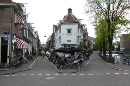 Grachten in Amsterdam