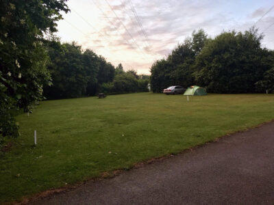 Canterbury - Camping and Caravanning Club Site