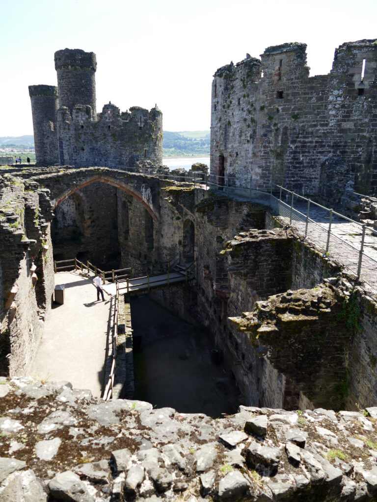 Conwy Castle Great Hall