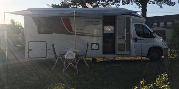 Urlaub Campingplatz