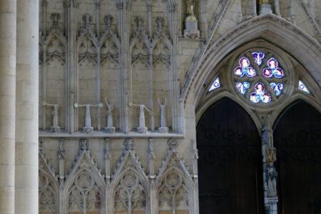 York Minster Winkeralphabet