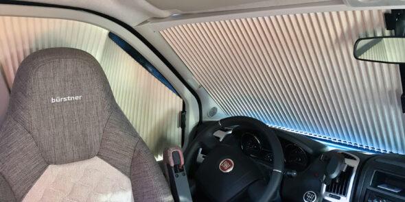 Remis Fahrerhausverdunklung