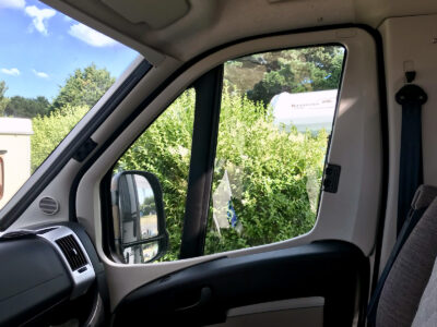 Remis Fahrerhausverdunklung Seitenscheibe