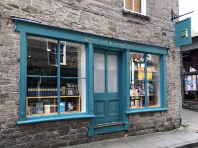 Hay-on-Wye green inc booksellers