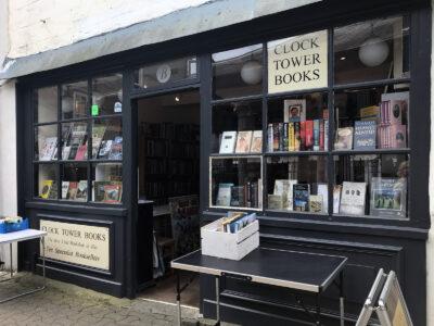 Hay-on-Wye Clock Tower Books
