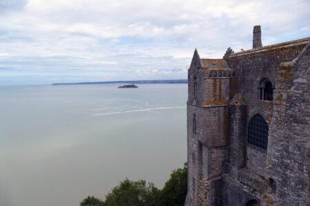 Umgebung Mont Saint Michel