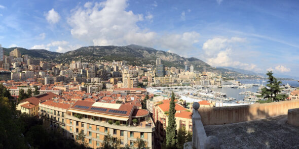 Panorama Monte Carlo (Monaco)