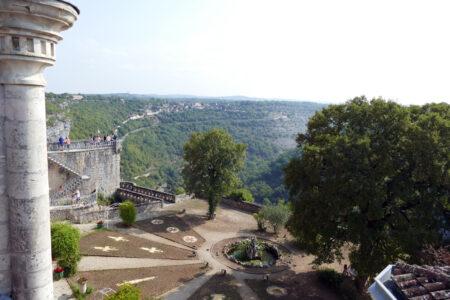 Burg von Rocamadour