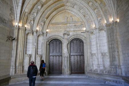 Besichtigung Papstpalast Avignon