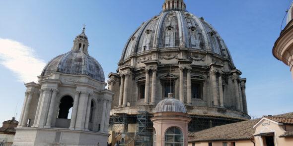 Vatikan & Kuppel Petersdom