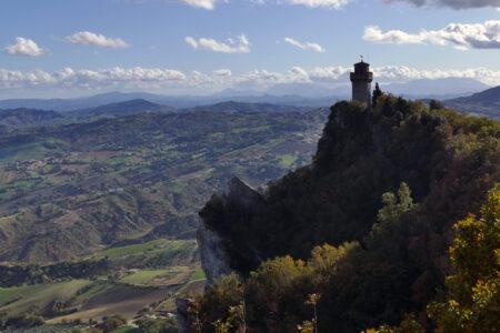 San Marino Torre Montale