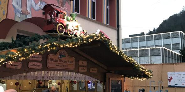 Vaduz Weihnachtsmarkt