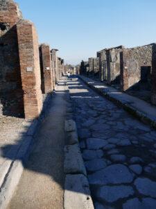 Pompeji Straße