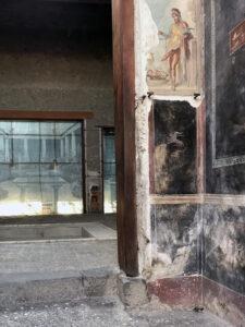 Pompeji Wandbild