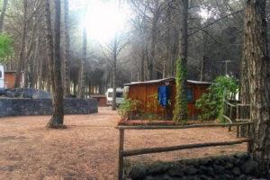 Camping Etna