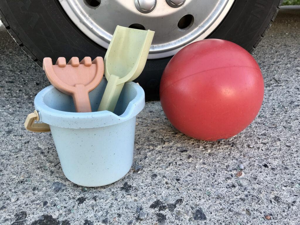 Spielzeug für draußen