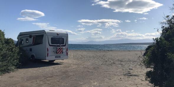 Strand bei Kantia