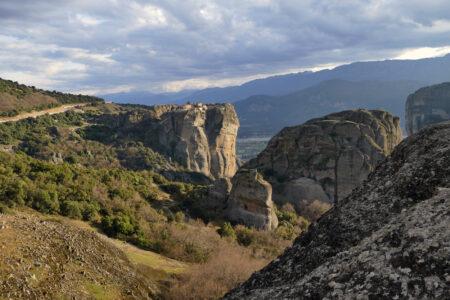 Meteora - Klöster
